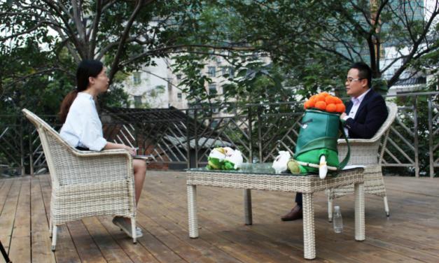 追梦动画人——《南方传媒》专访易动程海明先生