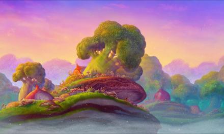 《美食大冒险》爆3D画面  电影让食物回归本质
