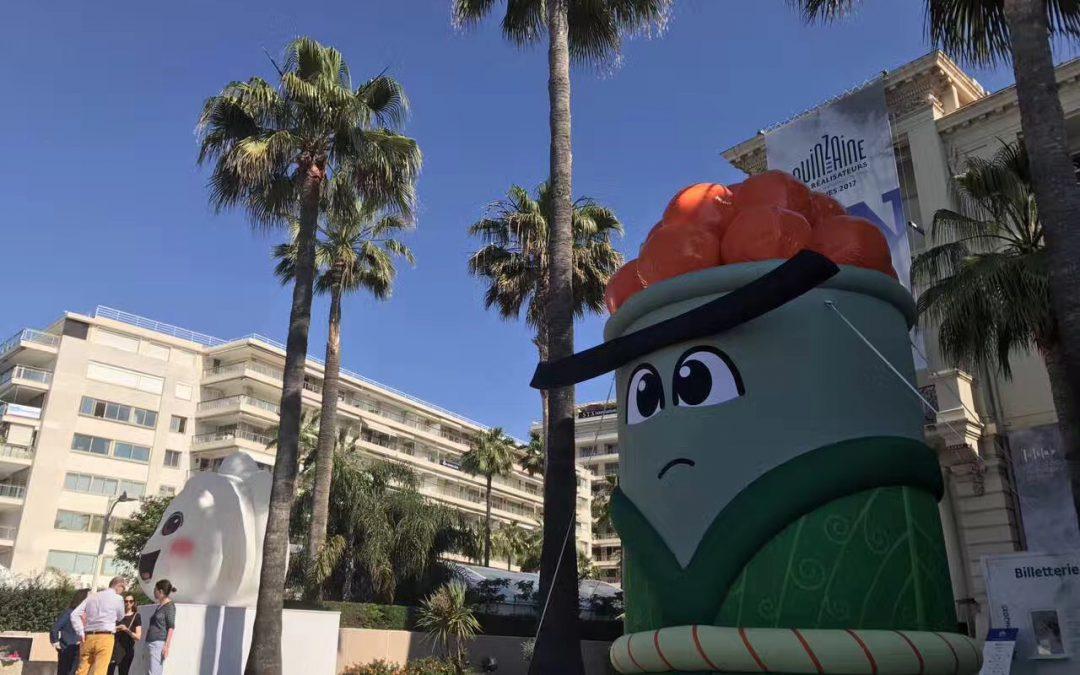 70周年戛纳影节  当地酒店变《美食大冒险》童话世界
